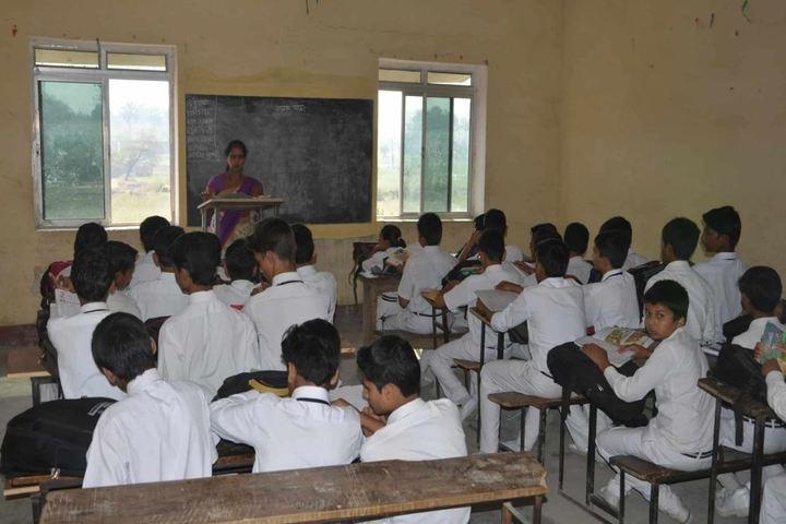 Divya Bhaskar Public School-Class room
