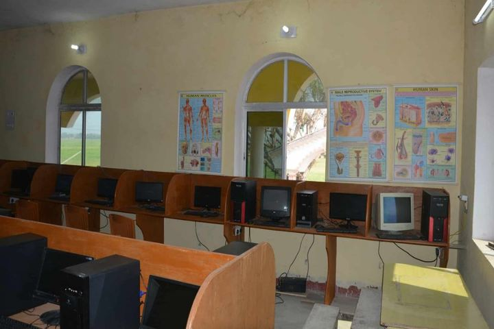 Divya Bhaskar Public School-Computer Lab