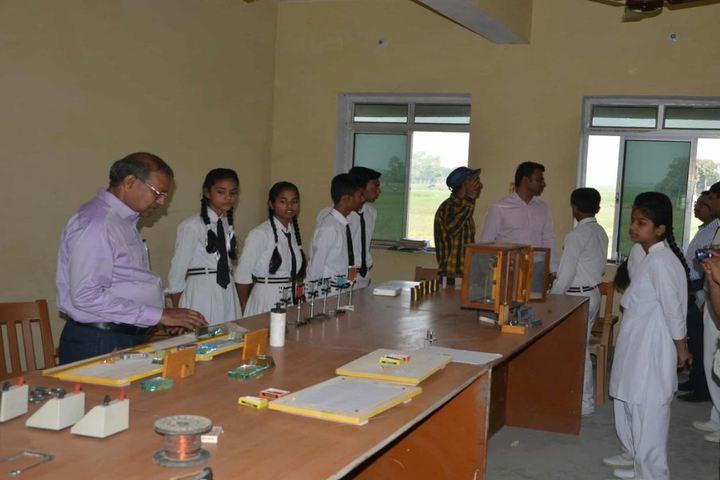 Divya Bhaskar Public School-Science Lab