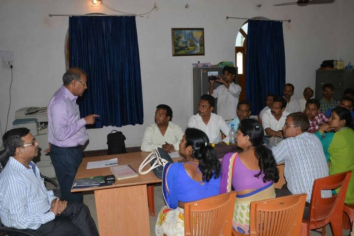 Divya Bhaskar Public School-Staff Room