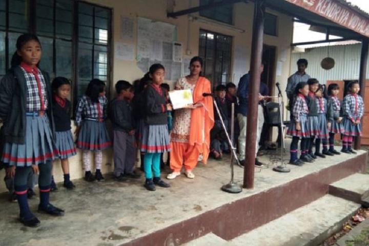 Kendriya Vidyalaya Zunheboto-Prize Distribution