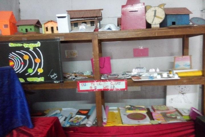Kendriya Vidyalaya-Exhibition