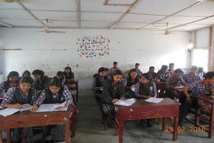 Kendriya Vidyalaya Rangpahar- Senior Secondary Class Room