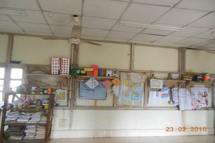 Kendriya Vidyalaya Rangpahar-Activity Room