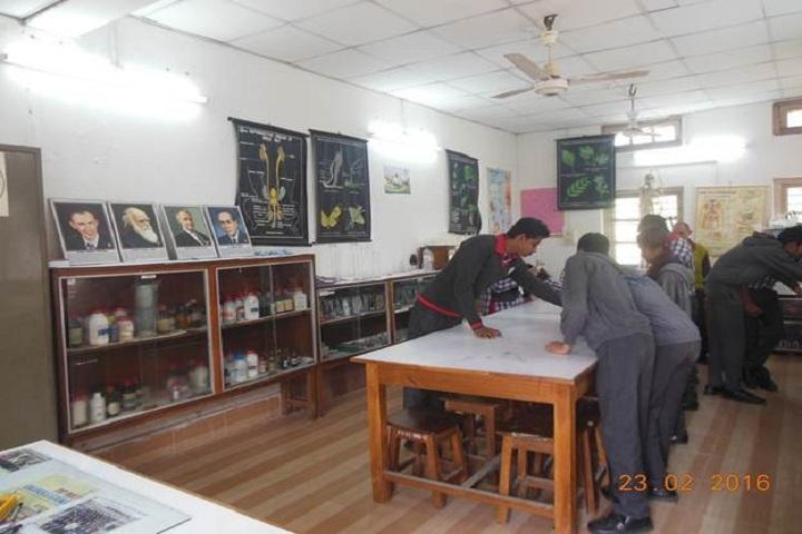 Kendriya Vidyalaya Rangpahar-Biology Lab