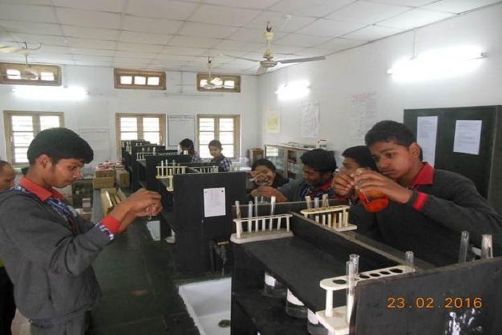 Kendriya Vidyalaya Rangpahar-Chemistry Lab