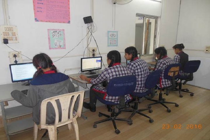 Kendriya Vidyalaya Rangpahar-Computer Lab