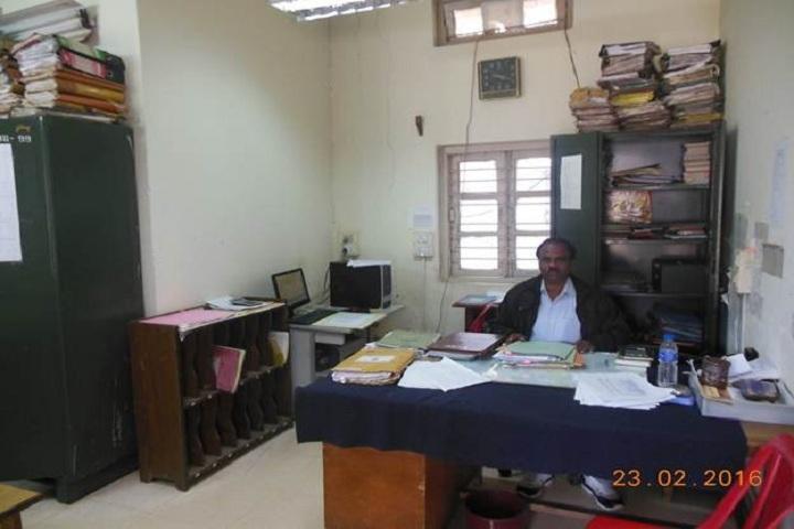 Kendriya Vidyalaya Rangpahar-Office Room
