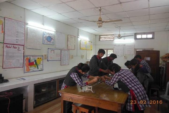 Kendriya Vidyalaya Rangpahar-Physics Lab