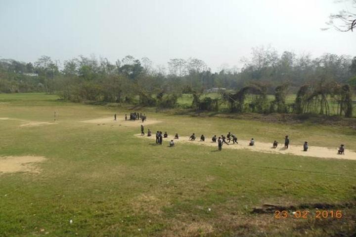 Kendriya Vidyalaya Rangpahar-Play Ground