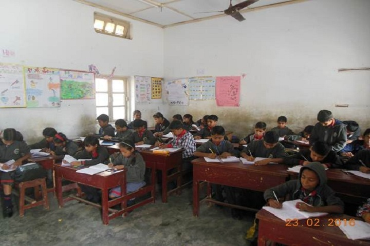 Kendriya Vidyalaya Rangpahar-Primary Class Room
