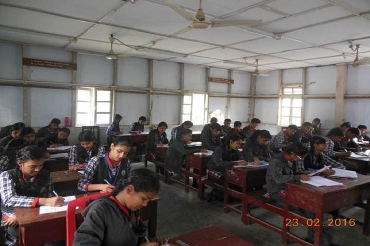 Kendriya Vidyalaya Rangpahar-Secondary Class Room