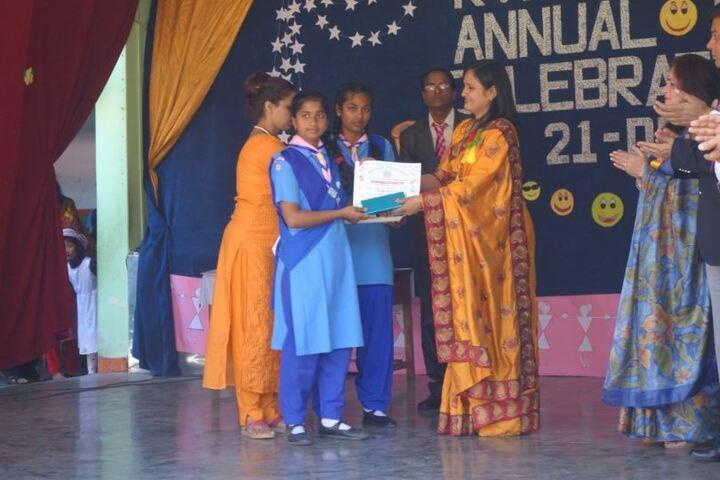 Kendriya Vidyalaya-Presentation party