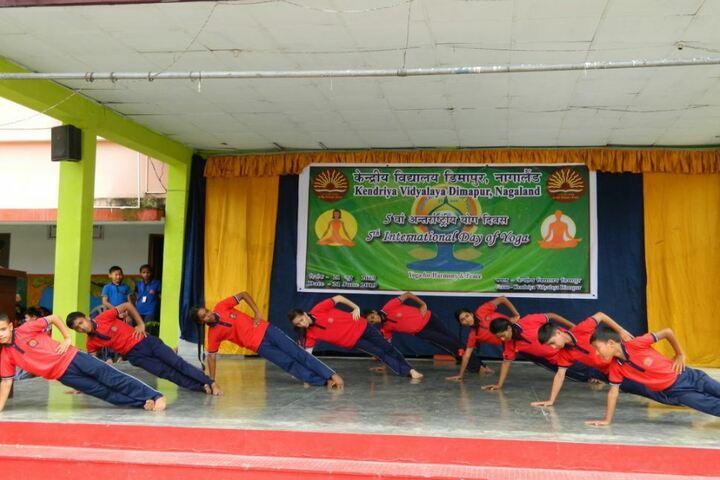 Kendriya Vidyalaya-Yoga-2