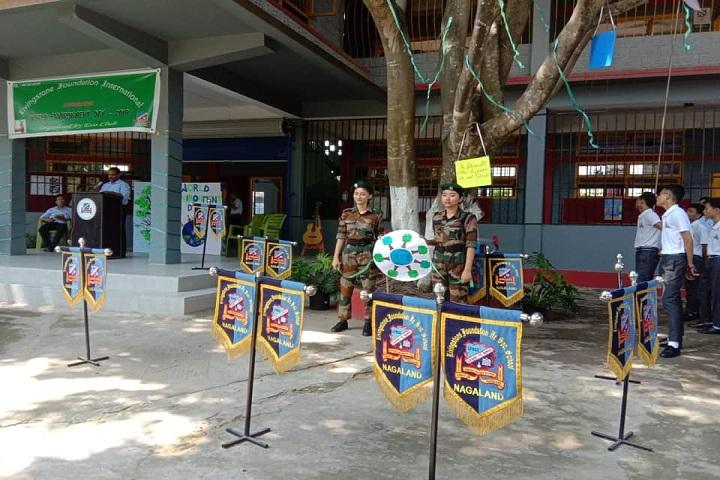 Livingstone Founder Higher Secondary School-World Environment Day