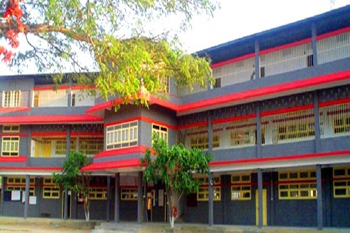 Livingstone Foundation Higher Secondary School - Campus