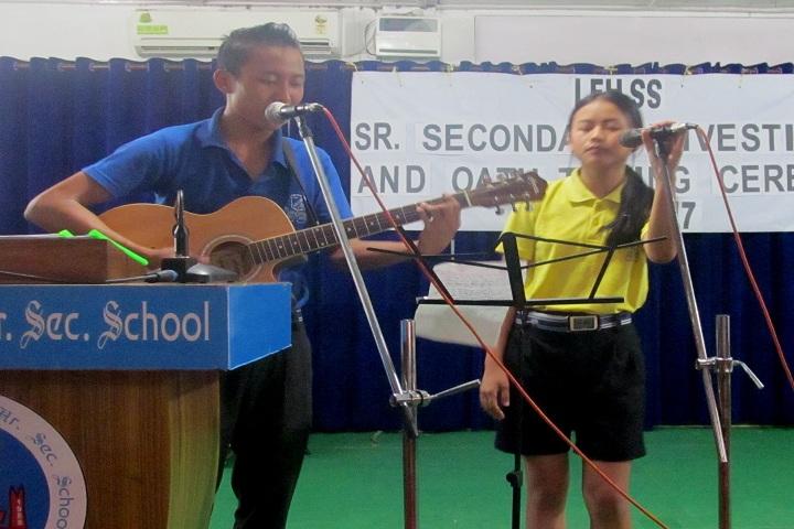 Livingstone Foundation Higher Secondary School - Music