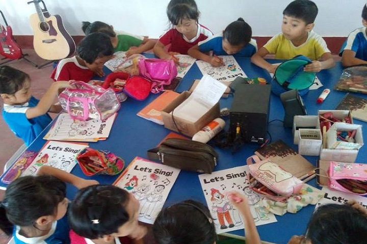 Maple Tree School-Primary Class Room