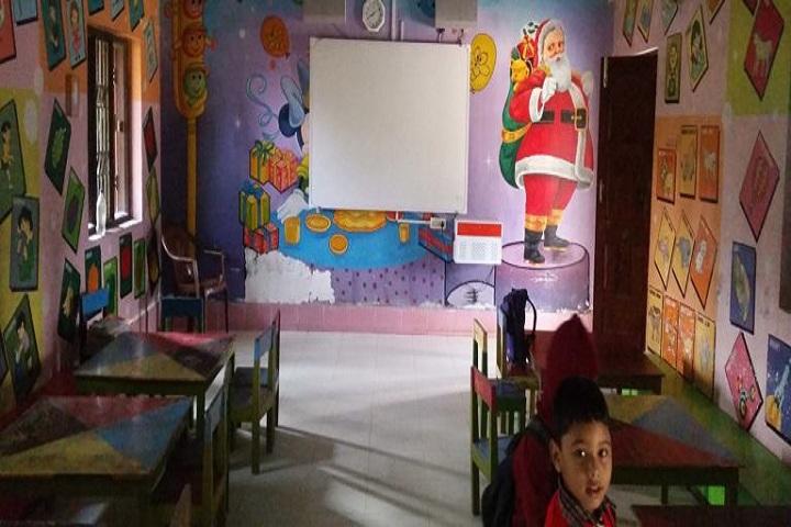 Abs Oxford International School-Digital-Classroom
