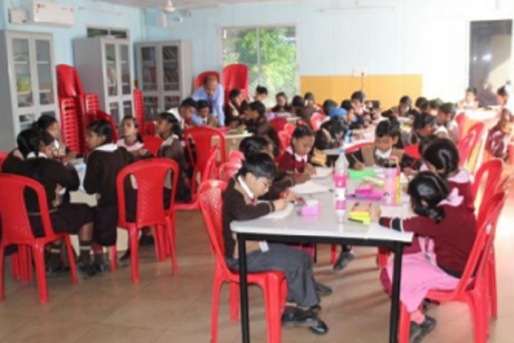Aditya Birla Public School Uail Campus-Arts-Club
