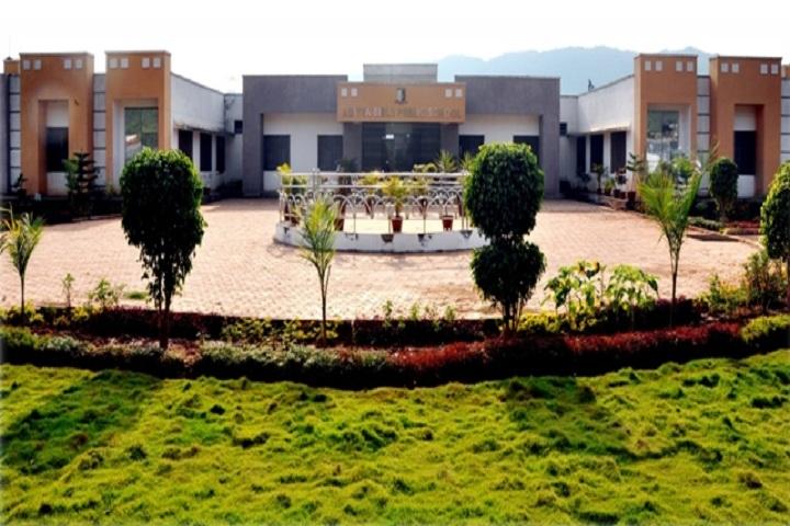 Aditya Birla Public School Uail Campus-Campus-View