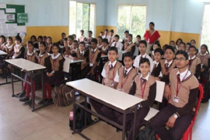 Aditya Birla Public School Uail Campus-Classroom
