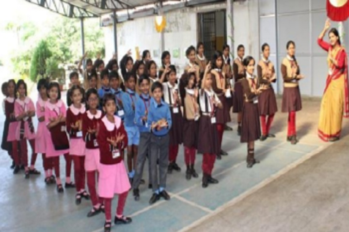 Aditya Birla Public School Uail Campus-Dance-Club