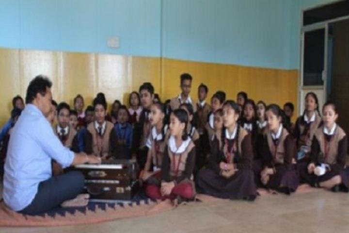 Aditya Birla Public School Uail Campus-Musicroom
