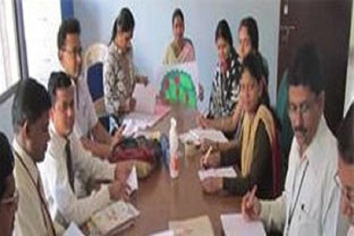 Aditya Birla Public School Uail Campus-Staffroom