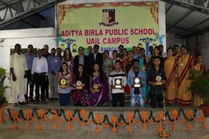 Aditya Birla Public School- Felicitation