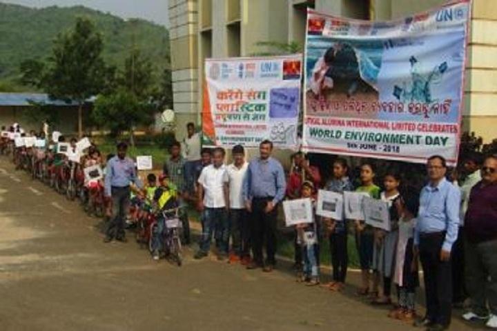 Aditya Birla Public School- Rally