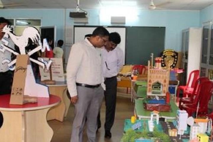 Aditya Birla Public School- Science Exhibition