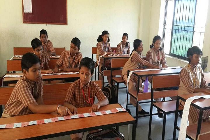 Amrita Vidyalayam-Classroom