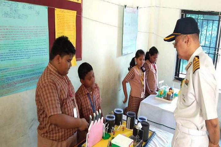Amrita Vidyalayam-Science-Exhibition