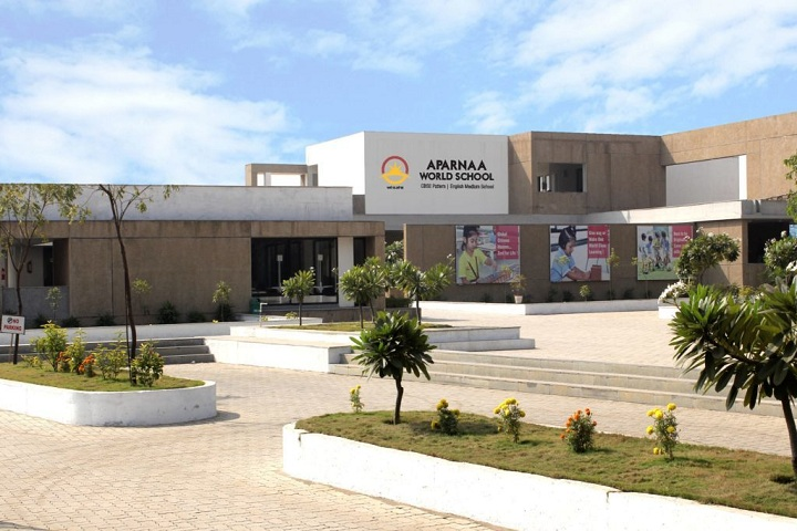Aparna World School-Campus-View