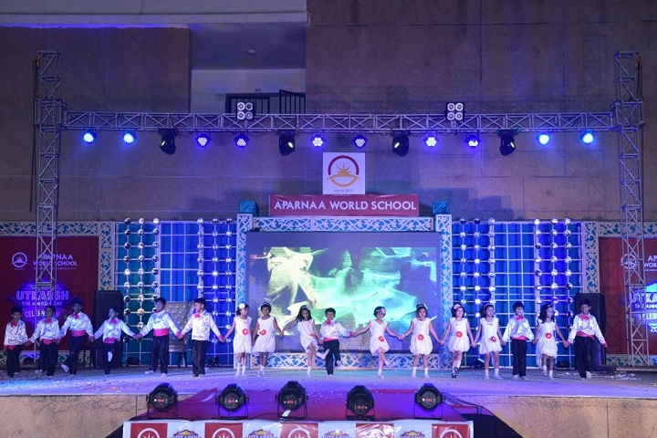 Aparna World School-Events
