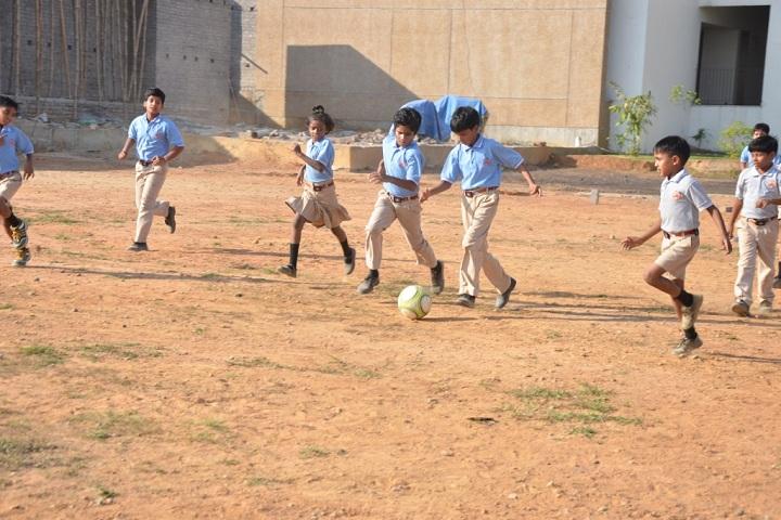 Aparna World School-Sports