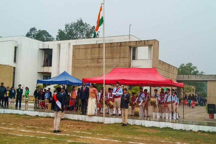 Aparna World School- Republic Day Celebrations