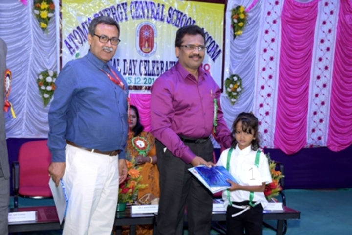 Atomic Energy Central School-Annual Prize Distribution