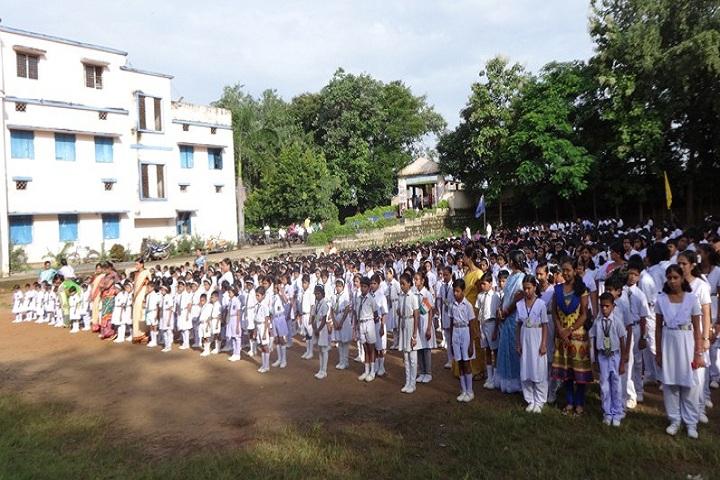 Balangir Public School-Assembly