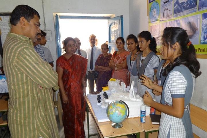 Balangir Public School-Science-Exibition