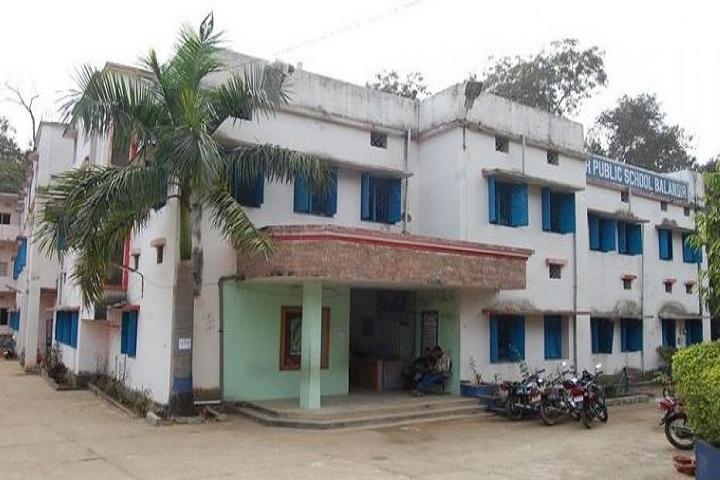 Balangir Public School- School Building