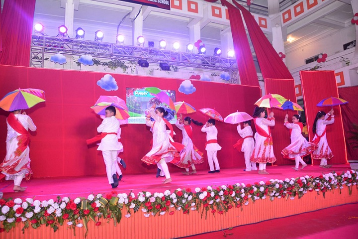 Bhubaneswar Model Public School-Events