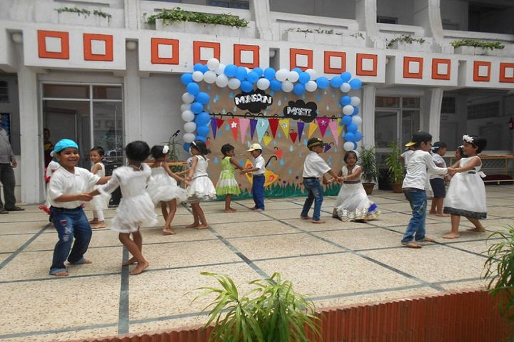 Bhubaneswar Model Public School- Dance