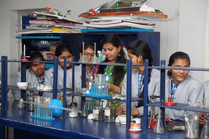 Blossoms School-Laboratory