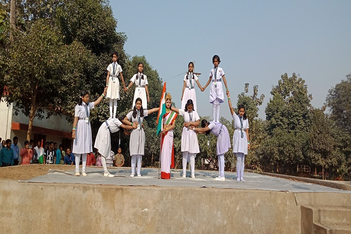 Brahmani Public School-RepublicDay-Celebration