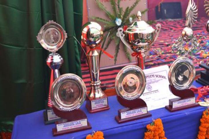 Don Bosco Convent School-Awards