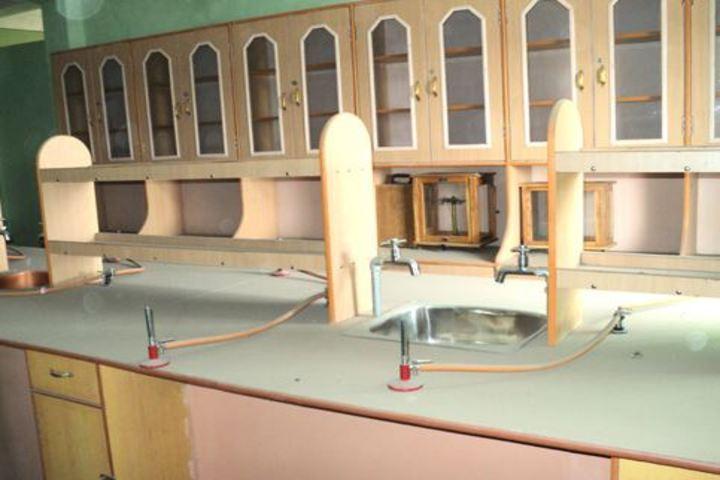 Don Bosco Convent School-Laboratory