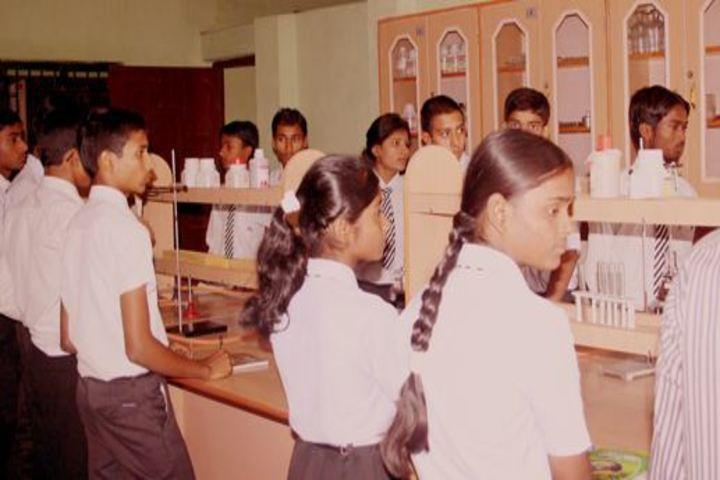 Don Bosco Convent School-Lab