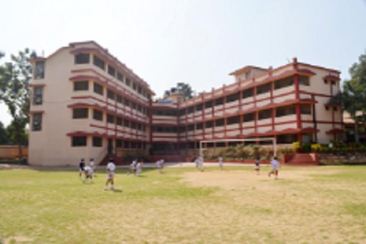 Buxi Jagabandhu English Medium School-Play-Ground